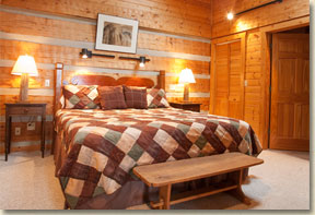 private cabin rental at cataloochee ranch