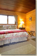 rustic family cabin at cataloochee ranch and resort