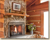 luxury cabin at cataloochee ranch in maggie valley, nc
